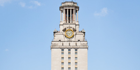 """The Tower"" at University of Texas"