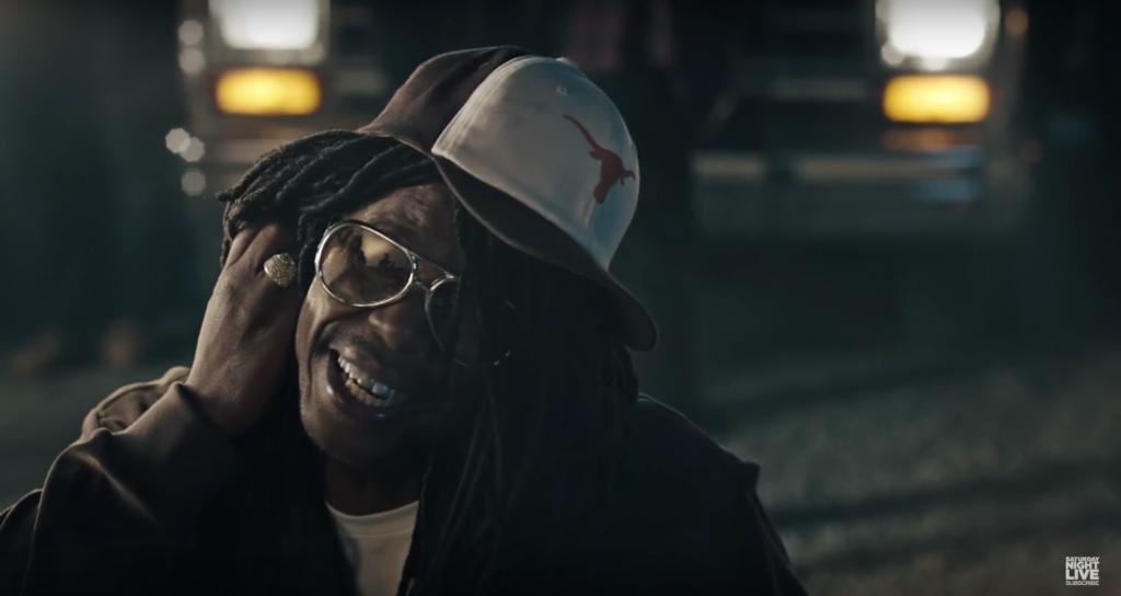Dave Chappelle Resurrects Lil Jon Character Longhorn Humor