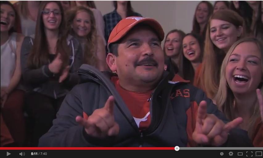 Jimmy Kimmel & Guillermo at UT